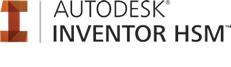 Logo Autodesk Inventor HSM
