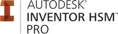 Logo Autodesk Inventor HSM Professional